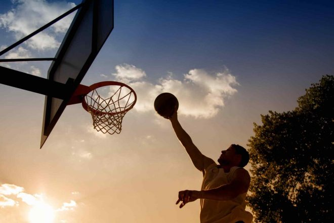 Documentary Movie About Basketball Players